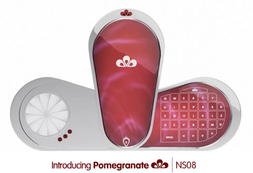 Pomagranate Phone