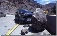 Earthquake Accident