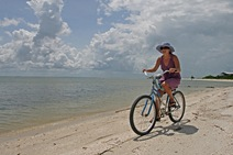North Captiva Biking