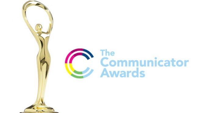 ANNUAL COMMUNICATOR AWARDS ANNOUNCES WINNERS