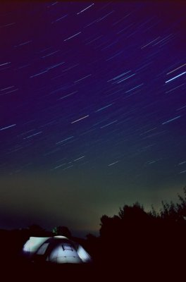 Star Trails, Ballylicky