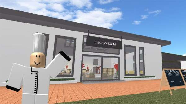Cafe Exteriors Roblox - Year of Clean Water