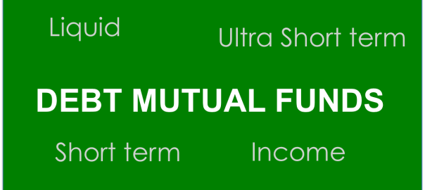 Debt mutual fund liquid ultra short term difference