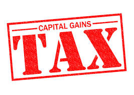 Capital gain indexation tax