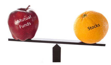 direct equity vs mutual funds