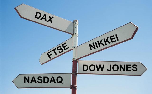 Główne indeksy giełdowe