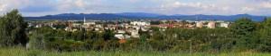 Zábřeh - panorama