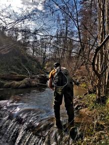 Sébastien Thête guide de pêche