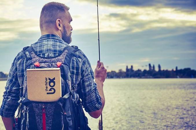 Kevin de Feeling Fishing