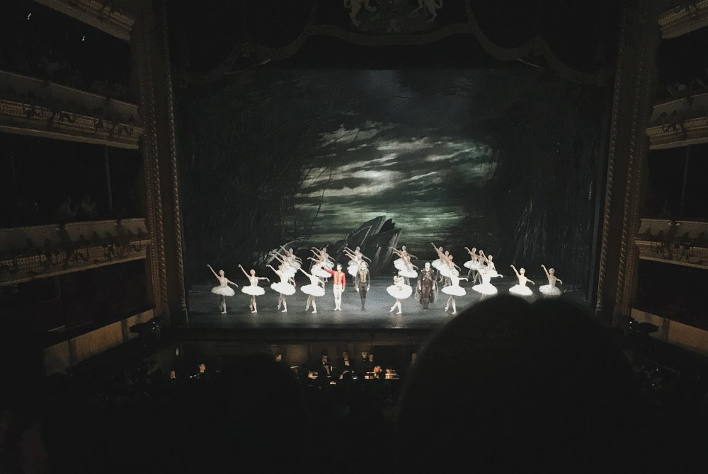 Production of Swan Lake