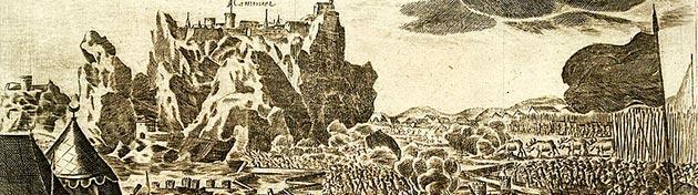 Осада Каменца турками