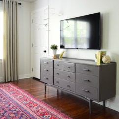 Hiding Tv In Living Room Lighting For Clear The Clutter How To Hide Wires And Cords Guest Post From