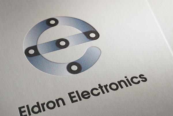 Eldron Electronics, фирменный стиль, знак и логотип Eldron Electronics, фирменный стиль, 2014 год. Фирменный стиль для Eldron Electronics 2