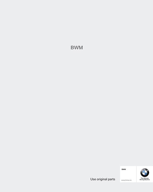 bmw минимализм в дизайне МИНИМАЛИЗМ – ПРИНЦИП БРИТВЫ ОККАМА В ДИЗАЙНЕ bmw