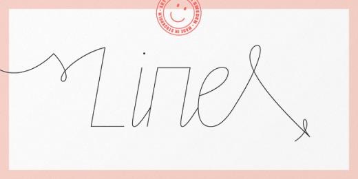 line 10 лучших шрифтов 2013 года по мнению главного редактора журнала TypeRelease  Шона Митчелла 10 лучших шрифтов 2013 года по мнению главного редактора журнала TypeRelease  Шона Митчелла line