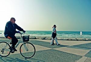 Набережная в Тель-Авиве