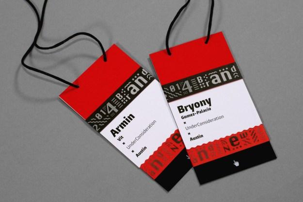 bnconf_2014_identity_badges_01 Фирменный стиль Чикагской конференции по корпоративной идентичности. Фирменный стиль Чикагской конференции по корпоративной идентичности. bnconf 2014 identity badges 01