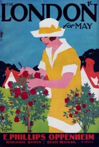 Том Парвис, классический плакат Англии Том Парвис. Первый дизайнер Великобритании. london may 1928