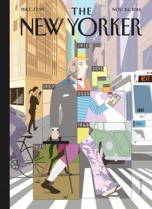 New Yorker_2014_1 ДИЗАЙН ОБЛОЖЕК NEW YORKER УХОДЯЩЕГО ГОДА ДИЗАЙН ОБЛОЖЕК NEW YORKER УХОДЯЩЕГО ГОДА New Yorker 2014 1