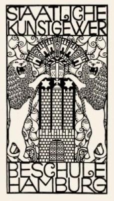 Carl Otto Czeschka - Deutsch Kunst und Dekoration - 1908