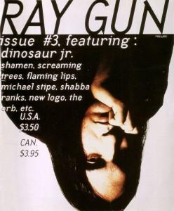 Дэвид Карсон Raygun Magazine_cover