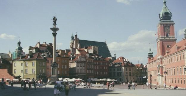 Rynek Starego Miasta (Olde Towne Market Square) ПОЛЬСКАЯ ШКОЛА ПЛАКАТА ПОЛЬСКАЯ ШКОЛА ПЛАКАТА