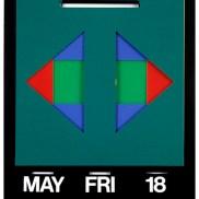 Dan Reisinger Calendar_MOMA_14 Сергей Серов. МАШИНЫ ВРЕМЕНИ  ДАНА РАЙЗИНГЕРА. Сергей Серов. МАШИНЫ ВРЕМЕНИ  ДАНА РАЙЗИНГЕРА. Calendar MOMA 14