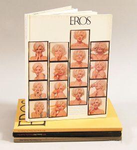 Обложка журнала Эрос, 1960