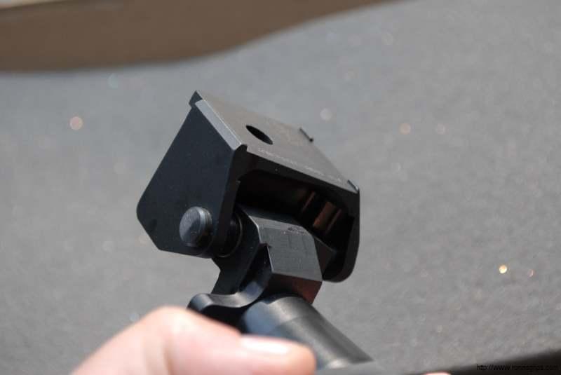 CNC Warrior Folding Arm Brace for Zastava M92 PAP - Ronin's