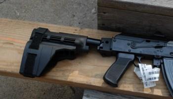 CNC Warrior's M92 PAP Picatinny Rail Mount is Excellent