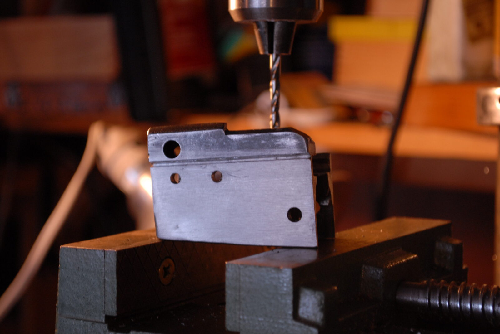 Converting a Milled M70 Front End for a Sheet Metal Receiver