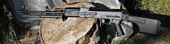 How to cut the folding stock weld on a Vepr IV