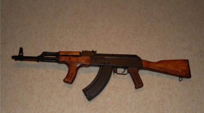 I miss the Romy G AKM Kits – They were a great learning experience, reliable and fun to shoot