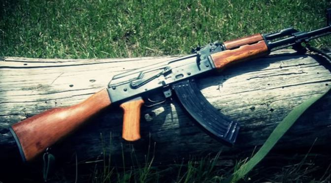 Video:  I Have This Old Gun – Chinese Type 56 (AKM) Rifle