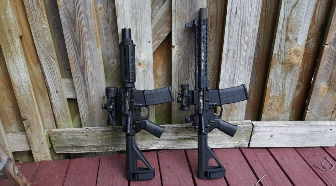 Assembling an AR Lower – Like Legos for Men with Special Comments on Pistol Builds
