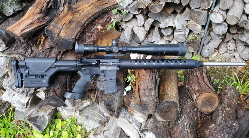 a heavy target ar with a 26 white oak upper. Black Bedroom Furniture Sets. Home Design Ideas