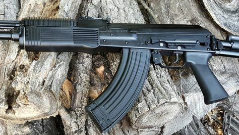 AK and related rifle furniture - grips, handguards, and butt