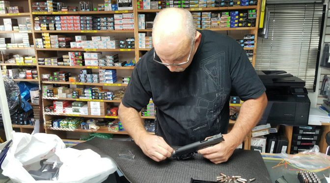 Upgrading the Big Rock's Sights With Help From Scott Igert of Modern Antique Firearms