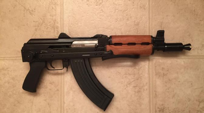 Mark's M92 SBR With Our Yugo Grip