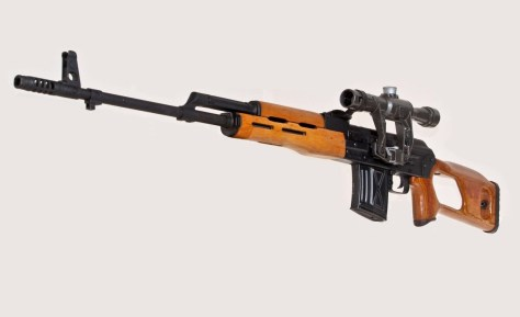 Used to discuss AK-47, AK-74, and related rifles