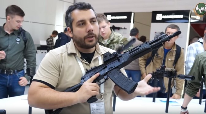 Really Interesting Overview Video of  AK-12K, AK-15K and RPK-16K at the Army-2017 Defense Exhibition Outside Moscow