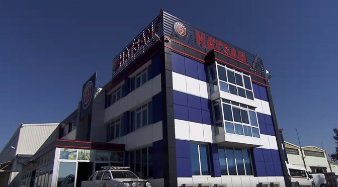 A Video Tour of the Hatsan Factory in Kemalpaşa, Turkey