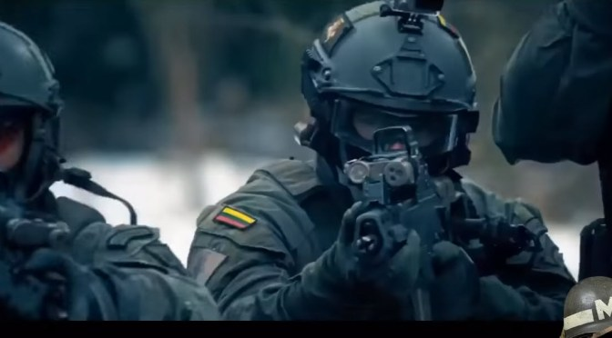 Special Forces 2017 Video – You Can Run, But You Can't Hide