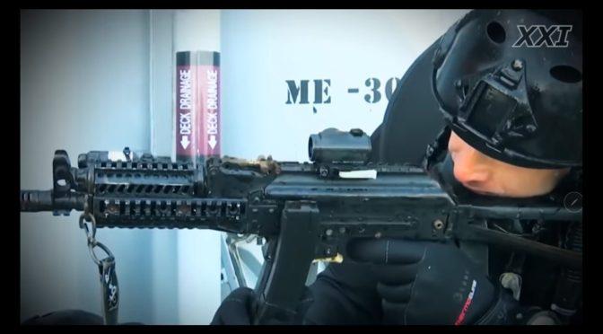 Russian FSB Conducting Exercises