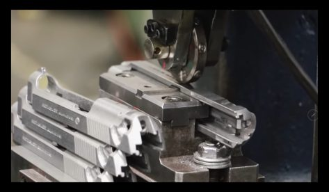 Beretta USA Factory Tour And A Seriously Stunning Picatinny