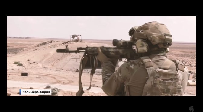Russian Spetsnaz 2018 – Training and Combat footage