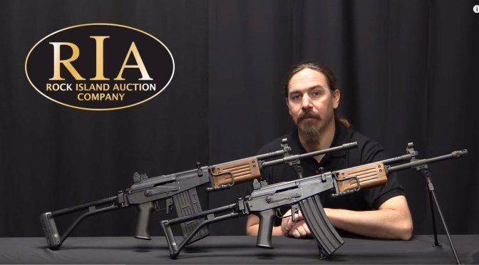 Forgotten Weapons Reviews Two Galils in 5.56 and 7.62mm