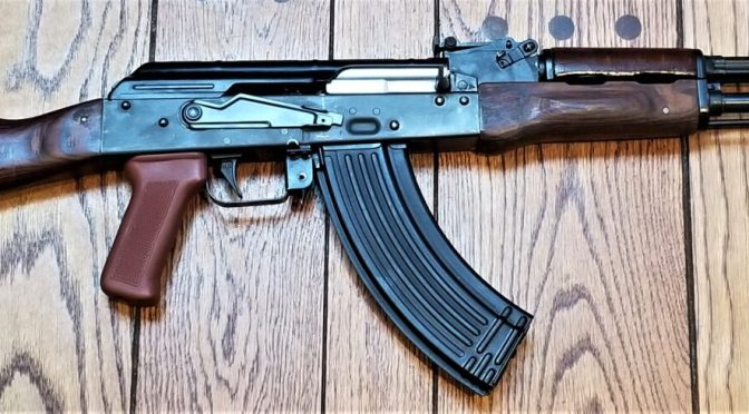 What To Do When Your AK's Barrel Is Too Big For Your Front Trunnion?