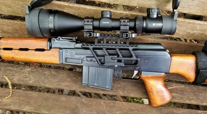 Part 2: Two Rivers Arms Yugo M76 Rifle – Mounting the Optic