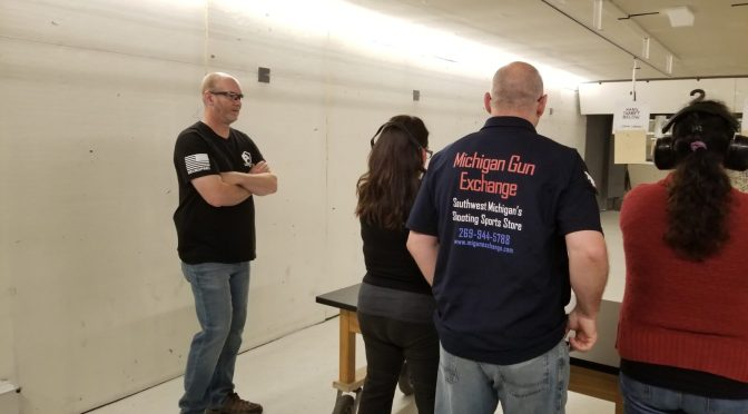 Michigan Gun Exchange's CPL Class Was Excellent!!